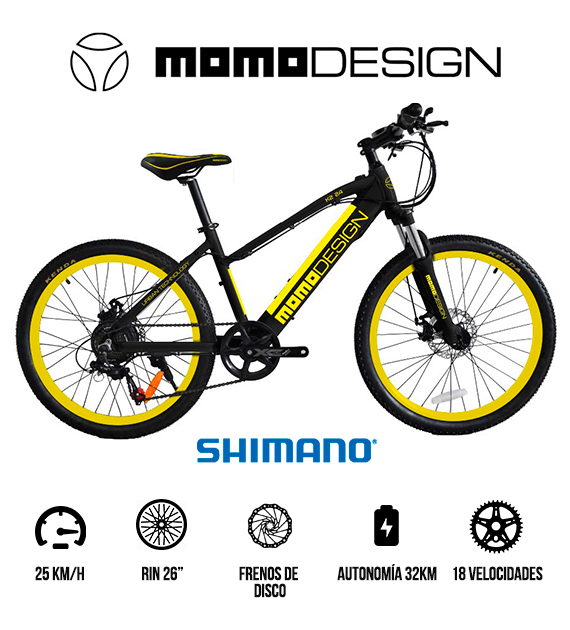 Momodesign E-bike